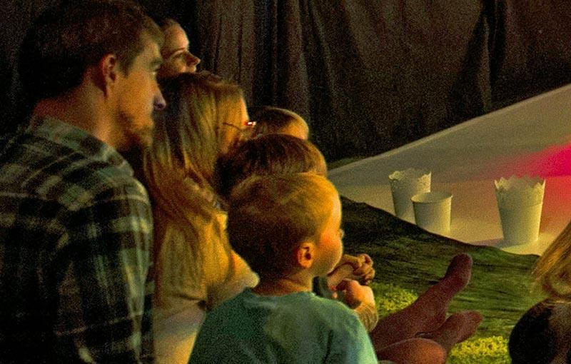 Théâtre des confettis - 40 ième anniversaire