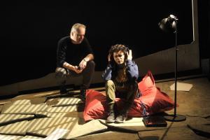 Conte du Soleil Hugues Frenette et Vincent Legault