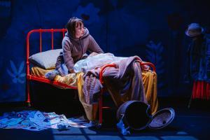 Théâtre des Confettis (Lou dans la nuit)Crédit photo : Stéphane Bourgeois