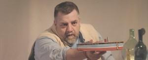 Le bateau, comédien : Guy Daniel Tremblay